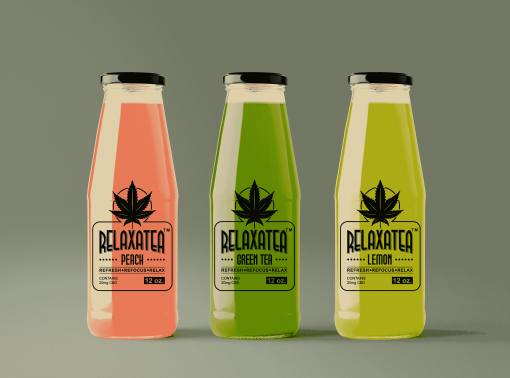 Product Label Design by Relaxatea
