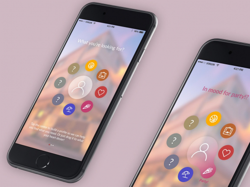 Mobile App Design by Contests by Mobile phone