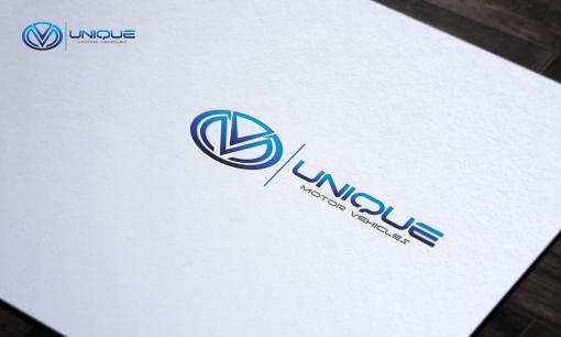 Vehicle Rent Logo Design by Unique - Motor vehicles