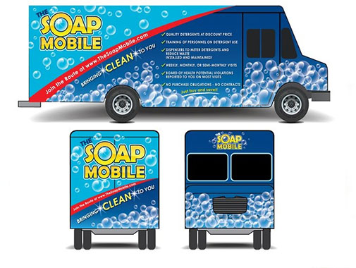 Car Wrap Design by Contests by  Ideasstudio