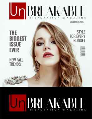 Magazine Cover Design by UnBREAKABLE