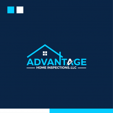 Custom Logo Design by Advantage Home Inspections