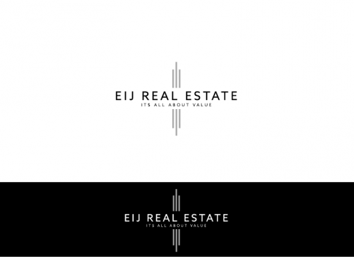 Real Estate Logo Design by EIJ Real Estate -  It's all about you