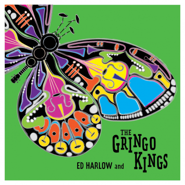 CD Cover Design by The Gringo Kings