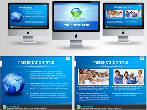 Powerpoint Design by Contest by PAVIAN