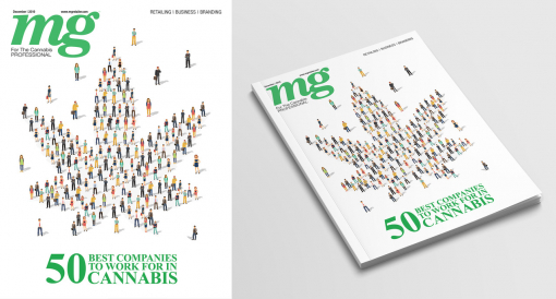 Magazine Cover Design by MG