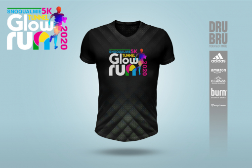 T-Shirt Design by GlowRun