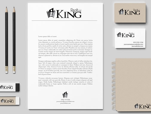 Letterhead Design by Contests by Ptu12