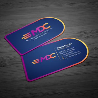 Business Card Design by