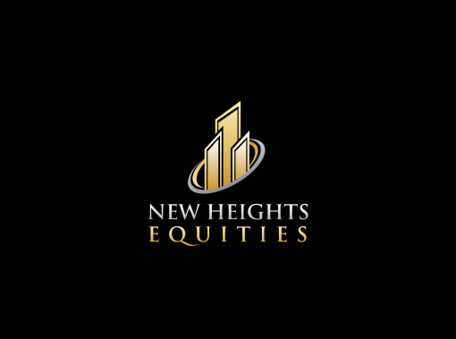Real Estate Logo Design by New Heights Equities