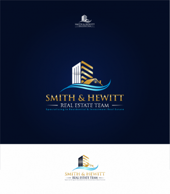 Real Estate Logo Design by Smith & Hewitt - Real Estate Team
