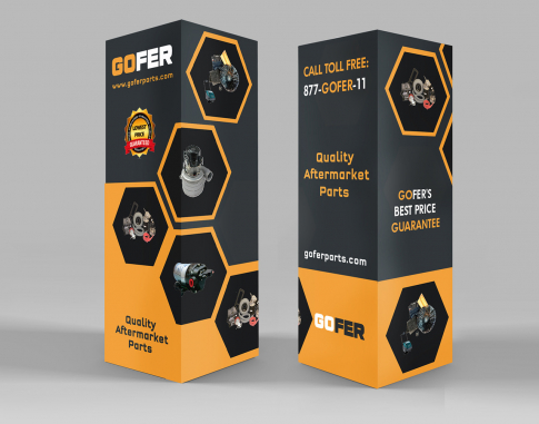 Trade Show SWAG Design by Contests by Gofer