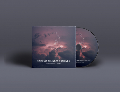 CD Cover Design by Noise of thunder archives