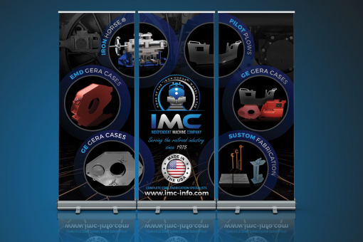 Trade Show SWAG Design by Contests by Independent Machine Company