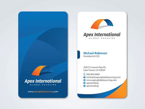 Business Card Design by Contest by TCMdesign