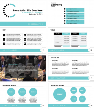 Powerpoint Design by Presentation