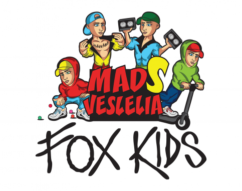 Illustration Design by Fox kids