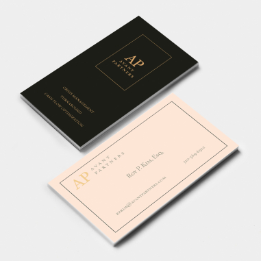 Business Card Design by Contest by