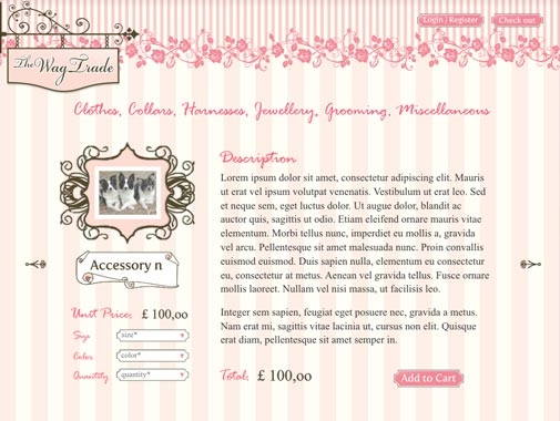 Theme Design by Contests by jjyepez