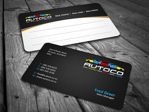 Logo and Business Card Design by Contest by Rajagee