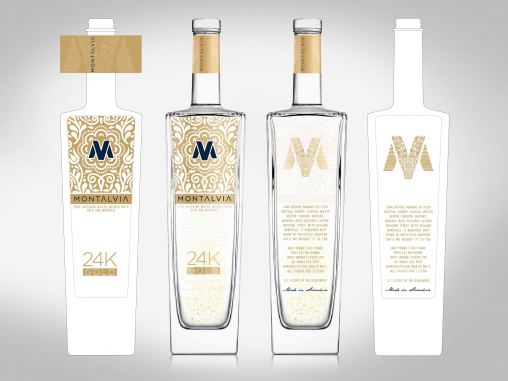 Product Label Design by Montalvia