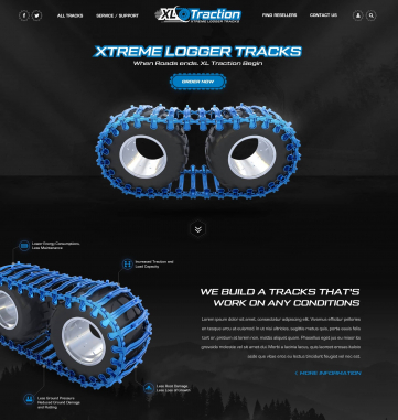 Professional Website Design  by XLTraction