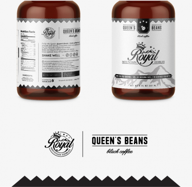 Product Label Design by Royal