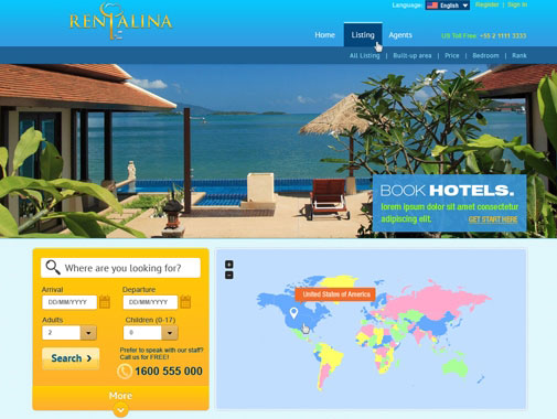 Mobile Website Design by Contest by INoesis