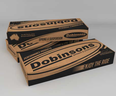 Product Packaging Design by Dobinsons