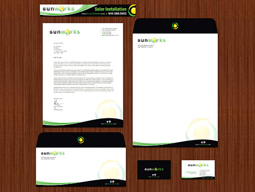 Business Stationery Design by Contest by Tcmdesign