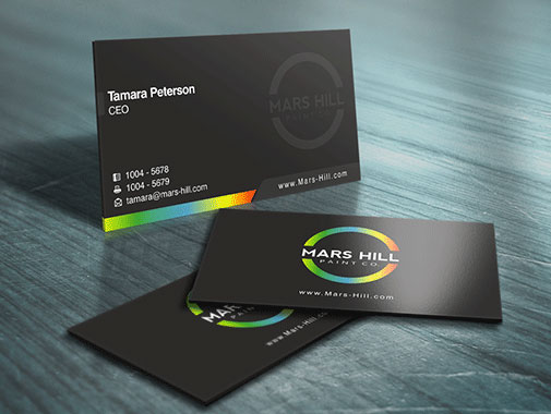 Business Card Design by Contest by HYPdesign