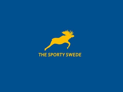 Sport Logo Design — Faster, Higher, Stronger by GJR