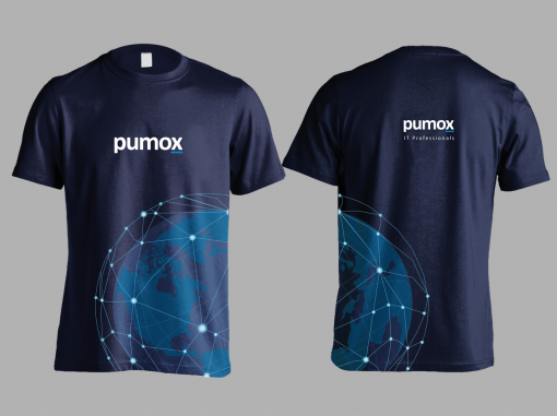 T-Shirt Design by Pumox