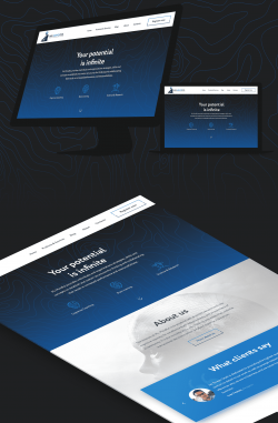 Mobile Website Design by Contest by Mr. Mindful