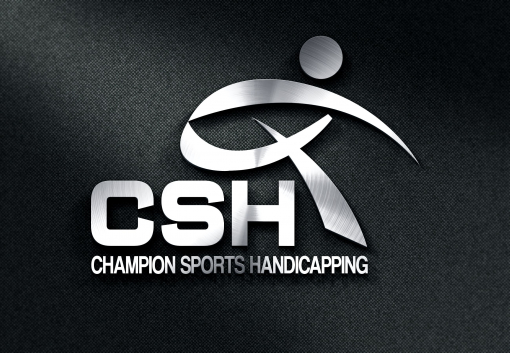 Sport Logo Design — Faster, Higher, Stronger by CSH - Champion Sports Handicapping