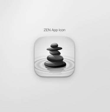 Application Icon Design by ZEN App Icon