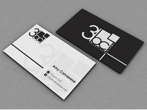 Logo and Business Card Design by Contest by HYPdesign