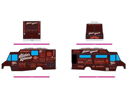 Kastenwagendesign, das Ihnen gefällt by Jdtrattner