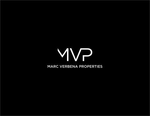 Real Estate Logo Design by MVP - Mark Verbena Properties