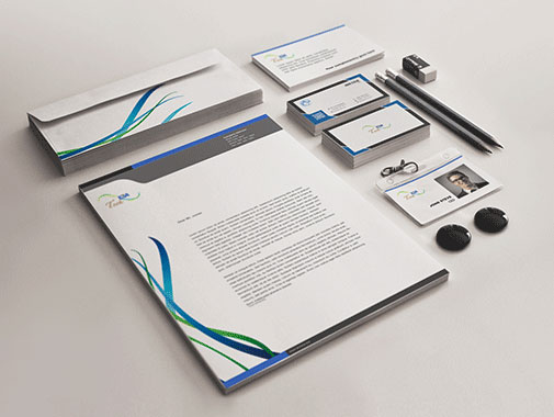 Business Stationery Design by Contest by Darshan