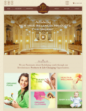 Theme Design by Contests by Kingsmaker