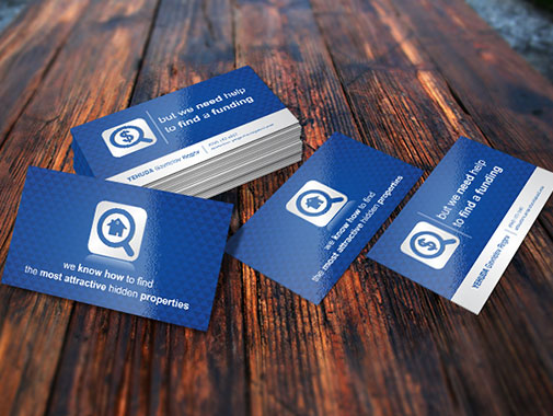 Business Card Design by Contest by Anantasteyr
