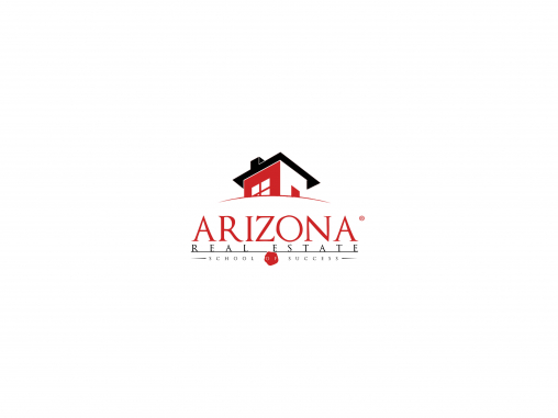 Real Estate Logo Design by Arizona - Real Estate School of success