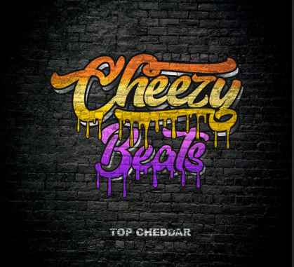 CD Cover Design by Cheezy Beats