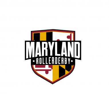 Custom Logo Design by MaryLand RollerDerby