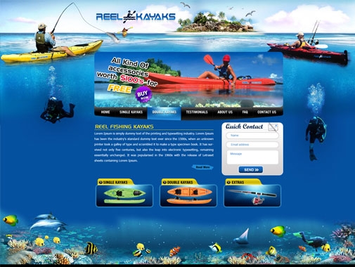 Theme Design by Contests by rajhees