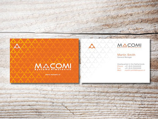 Business Card Design by Contest by Thefiish