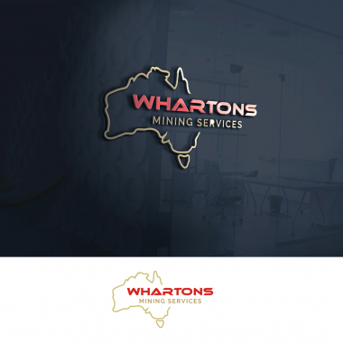 Vehicle Rent Logo Design by Whartons - Mining Services