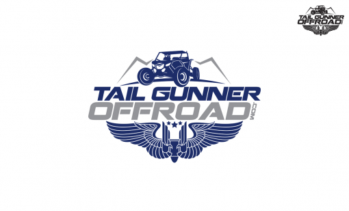 Vehicle Rent Logo Design by Tail Gunner Offroad