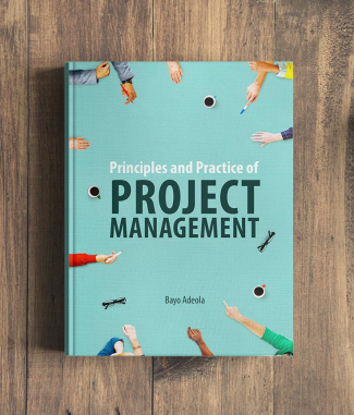 Cubierta de libro que le va gustar by Principles and Practice of Project management